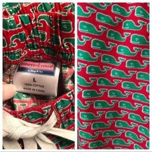 VINEYARD VINES Pajama Pants Lounge Pants Large